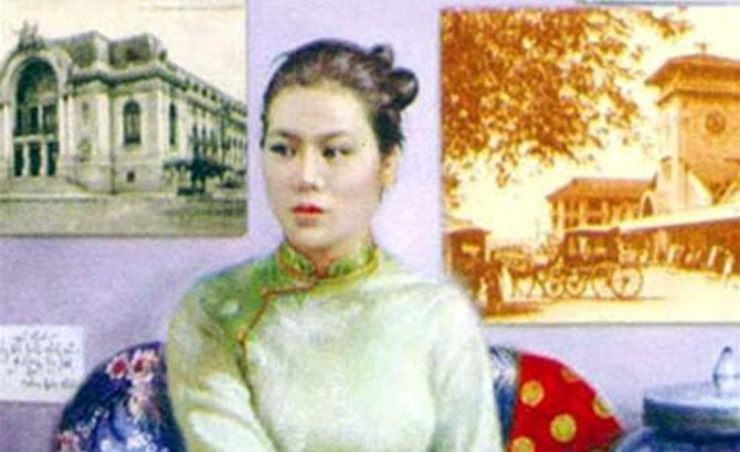 Nữ tổng biên tập đầu tiên của Việt Nam
