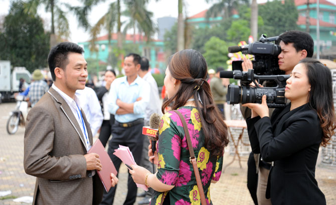 Nghề văn, nghề báo,  kỷ niệm, Ngày báo chí, cách mạng, Việt Nam (21-6)