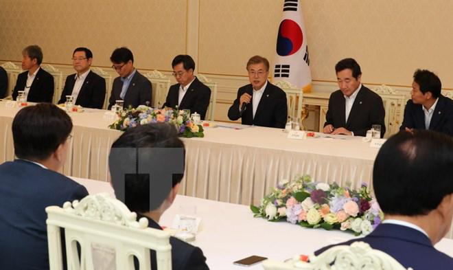 Hàn Quốc, điều kiện, tiên quyết, nối lại, đàm phán, liên Triều