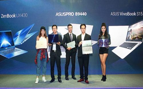 ASUS Việt Nam, ra mắt, sản phẩm, laptop, di động