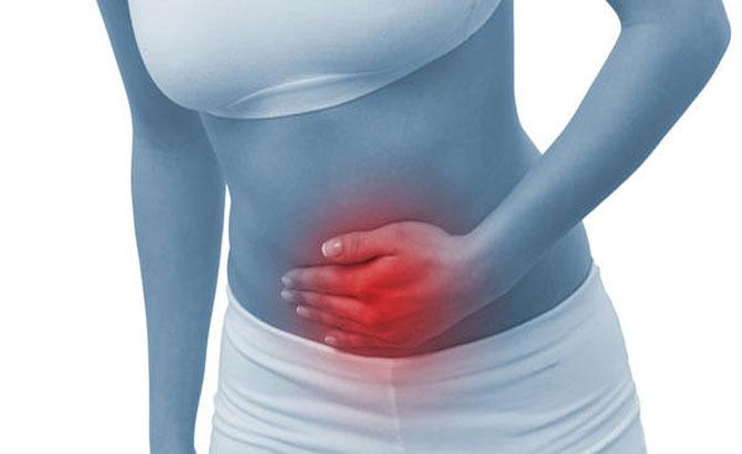 Kiểu đau bụng, dấu hiệu, ung thư, đại tràng
