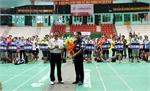 Khai mạc Giải cầu lông các CLB tỉnh Bắc Giang, tranh cúp Thành Công