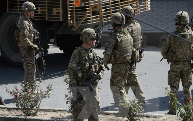 Quan chức, Nhà Trắng, hối thúc, Mỹ, mở rộng, chiến dịch, Syria