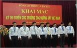 Ban Tổ chức Trung ương tổ chức thi tuyển các chức danh vụ trưởng