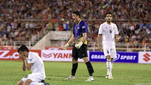 Đặng Văn Lâm, top 5, thủ môn, sở hữu, chiều cao, tài năng ,bậc nhất, Đông Nam Á