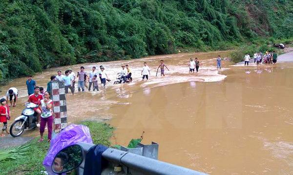 Bộ Công Thương, công điện khẩn, đối phó, diễn biến, mưa lũ