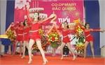 Một khách hàng trúng giải đặc biệt chương trình khuyến mại của Co.opmart Bắc Giang