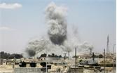 Liên quân do Mỹ đứng đầu bắn hạ máy bay quân đội Syria