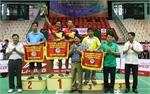 Giải cầu lông các CLB tỉnh Bắc Giang, tranh cúp Thành Công: CLB Ngô Sĩ Liên bảo vệ thành công cúp vô địch