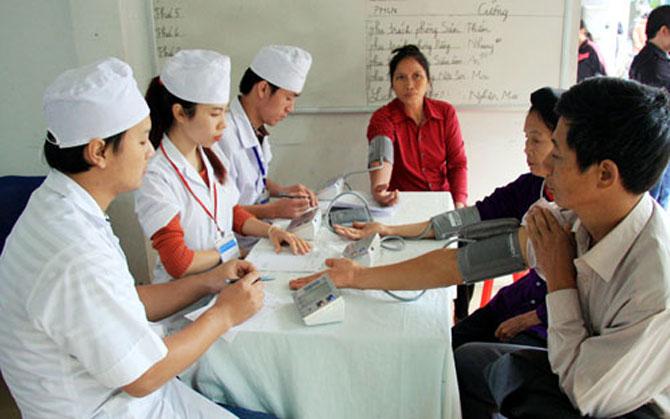 Lạng Giang: Tư vấn phòng, chống bệnh không lây nhiễm tại cộng đồng