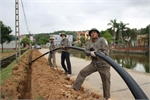 Công ty cổ phần nước sạch Bắc Giang: Nỗ lực bảo đảm cấp nước trong mùa nắng nóng