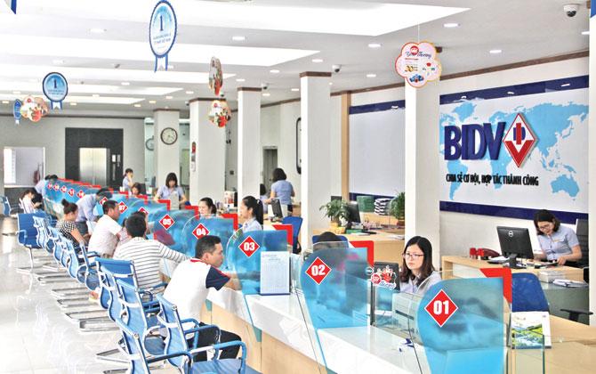 BIDV, ngân hàng bán lẻ, tốt nhất Việt Nam, 3 năm liên tiếp