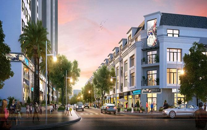 Dự án, Khu dân cư, Lạc Phú, nhà ở, kết hợp, kinh doanh, Yên Dũng