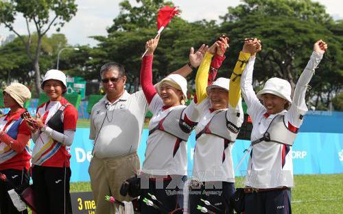 Thể thao Việt Nam đặt mục tiêu vào tốp 3 tại SEA Games 29