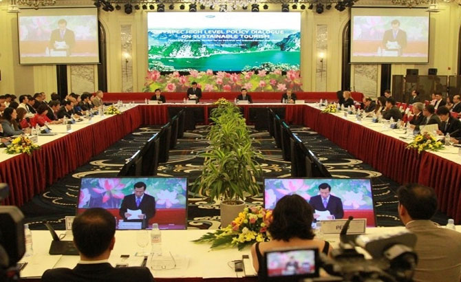APEC high level policy dialogue on sustainable tourism opens in Quang Ninh