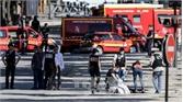 Đối tượng vụ đâm xe cảnh sát Pháp nằm trong diện theo dõi