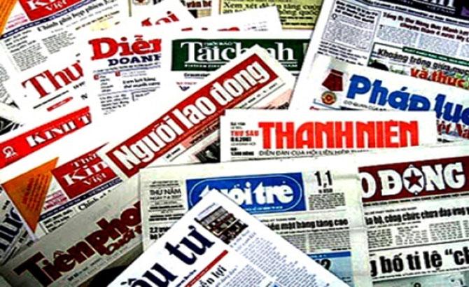 """Chào mừng 92 năm Ngày Báo chí Cách mạng Việt Nam 21-6: """"Xây"""" và """"Chống"""" - nhiệm vụ trọng tâm của báo chí cách mạng"""