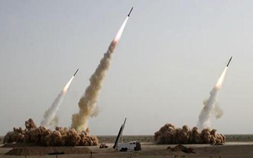 Tên lửa Iran tiêu diệt 65 tay súng IS ở Syria