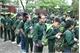 54 thiếu niên tham gia Học kỳ quân đội