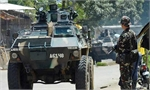 Các tay súng tấn công trường học ở Philippines, bắt nhiều học sinh