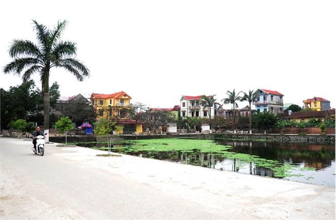 Xã nông thôn mới Ninh Sơn