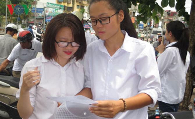 Lời khuyên giúp thí sinh làm tốt môn Toán thi THPT Quốc gia 2017