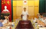 Ban Pháp chế, HĐND tỉnh Bắc Giang: Thẩm tra một số báo cáo, dự thảo Nghị quyết