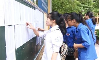 Gần 17,8 nghìn thí sinh làm thủ tục dự thi THPT quốc gia