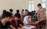 Bắc Giang: Gần 17,8 nghìn thí sinh làm thủ tục dự thi THPT quốc gia