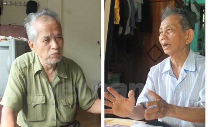 Bộ Lao động-Thương binh và Xã hội khen thưởng hai ông lão chống tham nhũng ở Bắc Ninh