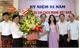 Phó Chủ tịch Thường trực UBND tỉnh Lại Thanh Sơn chúc mừng các cơ quan báo chí Bắc Giang