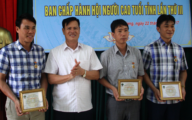 Nâng cao chất lượng các phong trào của người cao tuổi Bắc Giang