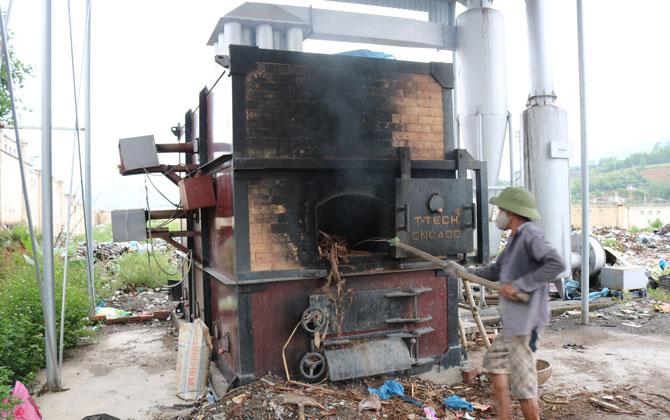 Chuyển biến bước đầu trong thu gom, xử lý rác thải nông thôn ở Lục Nam