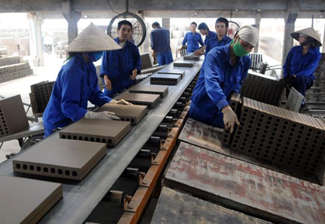 Bổ sung hai điểm vào vùng nguyên liệu sản xuất vật liệu xây dựng