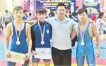Huấn luyện viên Nguyễn Văn Hòa: Chinh phục từng nấc thang vinh quang