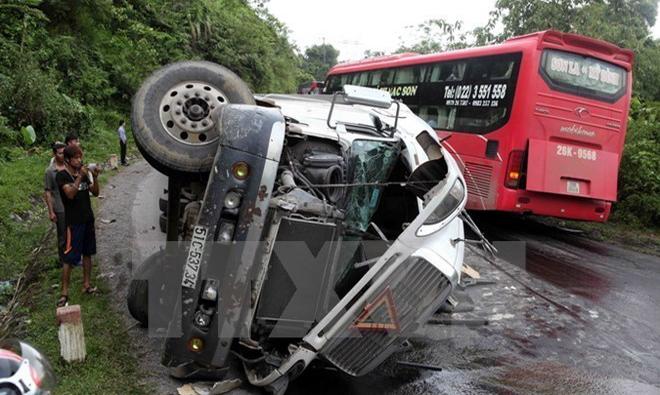 6 tháng, hơn 4.100 người chết vì tai nạn giao thông