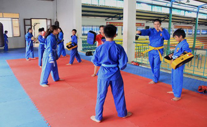 Vietnam Vovinam Federation holds third congress