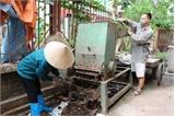 Biến rác thải sinh hoạt thành phân hữu cơ