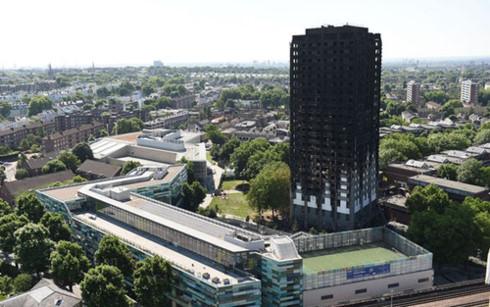 """Cảnh sát Anh chính thức chỉ ra """"thủ phạm"""" vụ cháy tòa tháp London"""