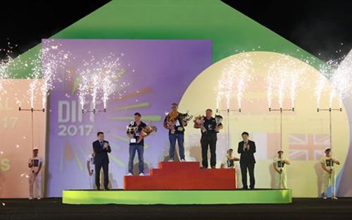 Khán giả bất ngờ khi Ý giành quán quân pháo hoa quốc tế Đà Nẵng