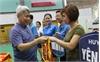 Gần 100 VĐV tham dự Giải cầu lông gia đình tỉnh Bắc Giang lần thứ XXIV