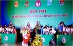 Bắc Giang: Hội thi giỏi nghiệp vụ tín dụng chính sách xã hội
