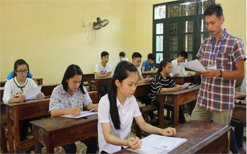 Nhìn lại kỳ thi THPT quốc gia 2017: Thuận lợi hơn cho thí sinh nhưng số phòng thi quá lớn