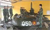 Lữ đoàn Xe tăng 203 (Quân đoàn 2) - Nhiều sáng kiến làm chủ kỹ thuật