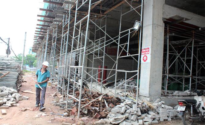 """Xung quanh dự án xây dựng chợ trung tâm huyện Hiệp Hòa: Nhà đầu tư có """"tiền hậu bất nhất""""?"""