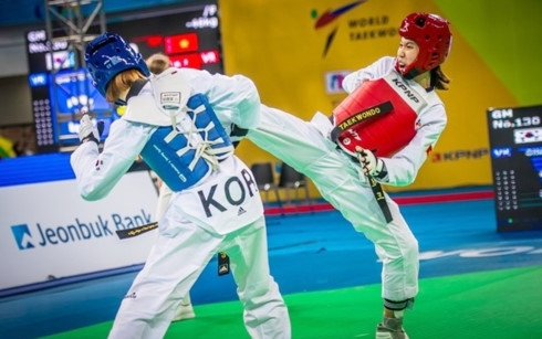 Taekwondo Việt Nam giành tấm HCB đầu tiên ở giải thế giới