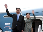 President Tran Dai Quang pays State visit to Russia, Belarus