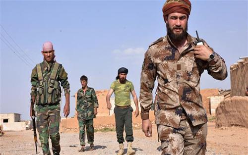 Quân đội Syria giải phóng nhiều khu vực