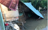 Sạt lở nghiêm trọng làm sập 5 căn nhà ở Sài Gòn