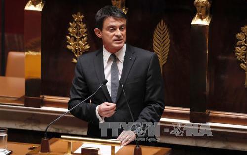 Cựu Thủ tướng Pháp Manuel Valls rời khỏi đảng Xã hội